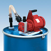 flex-i-liner non-metallic drum pump